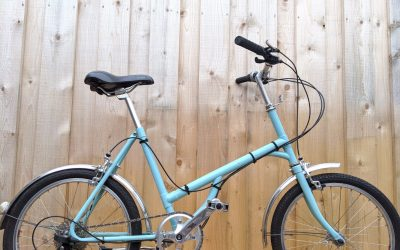 Elswick shopper bike  – £380