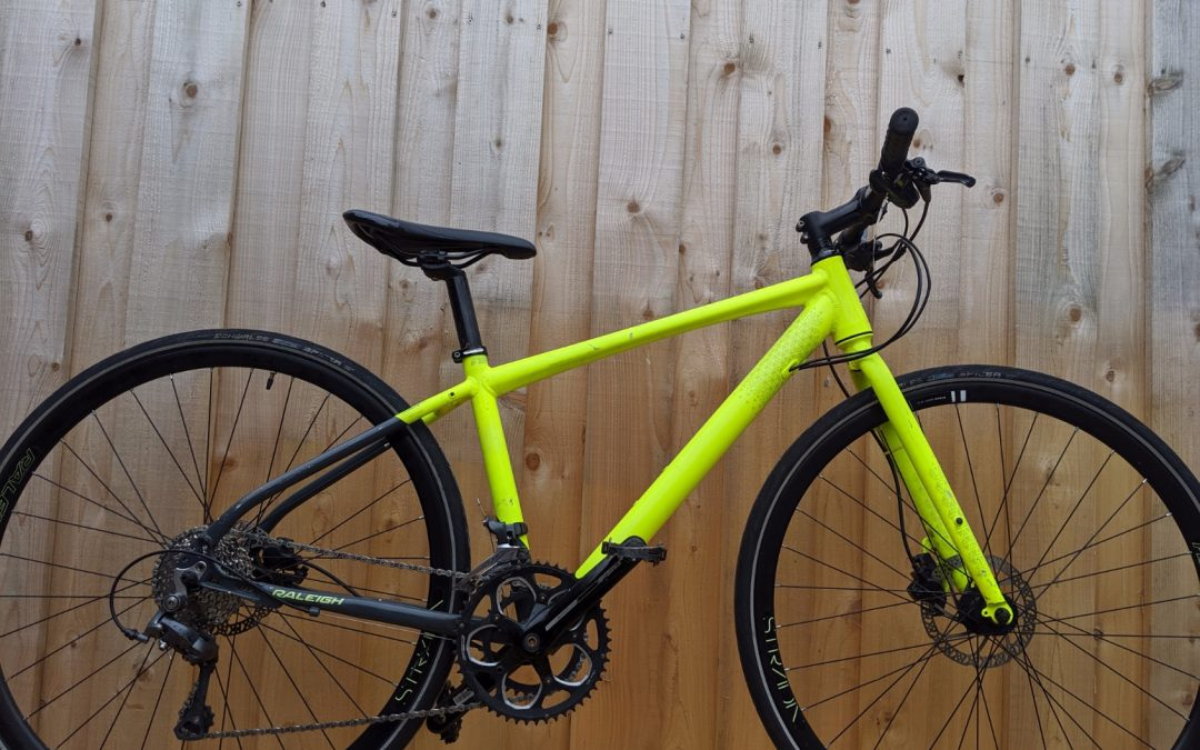 Raleigh Strada Speed – £330