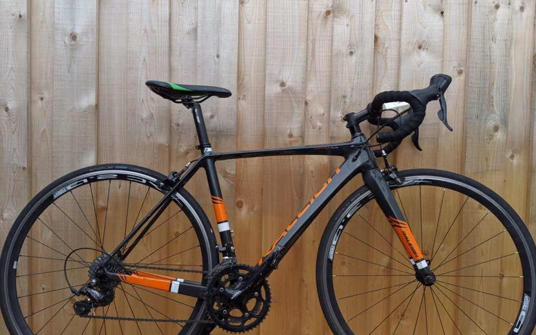 Raleigh Criterium Elite – £430