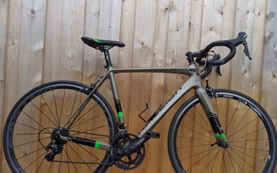 Raleigh Criterium Elite Carbon – £495