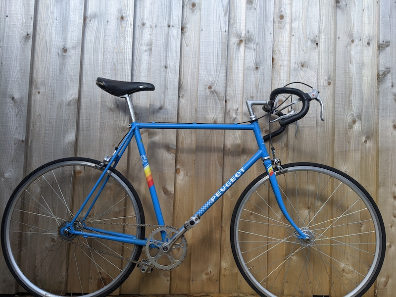 Custom Peugeot Singlespeed